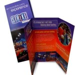 Full Color Brochure Design and Printing