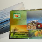 12 Months of Continuous Daily Advertising – Custom Calendar Printing