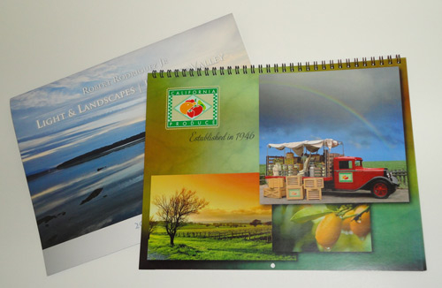 Custom Calendars - 365 Days of Advertising you Pay for Once
