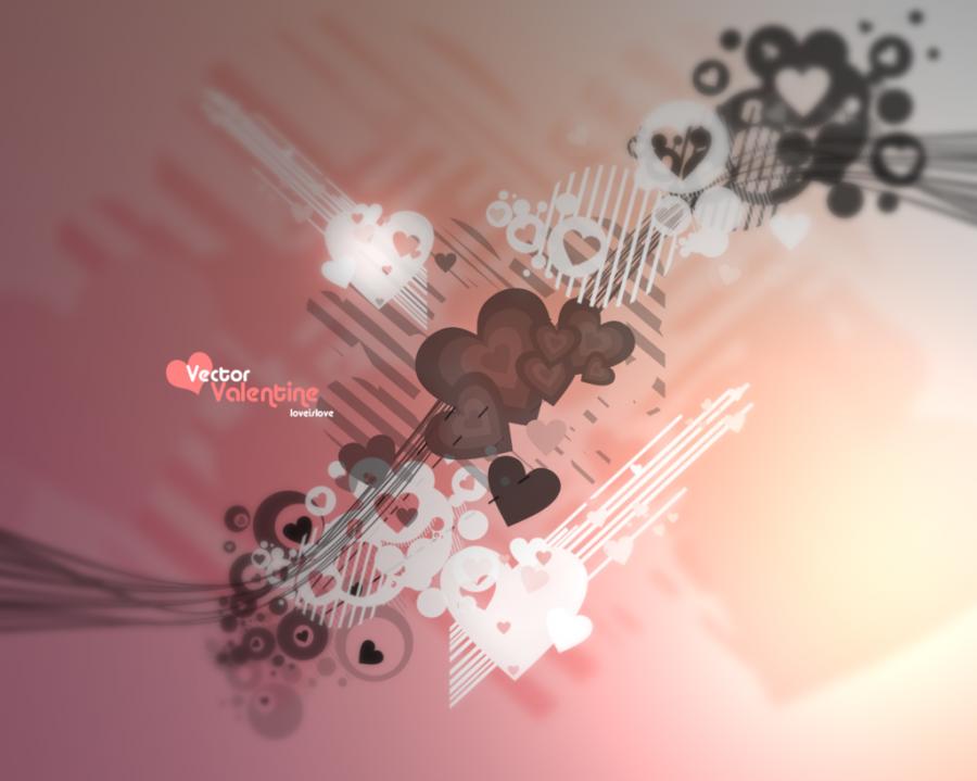 Vector Valentine by HyperCannon