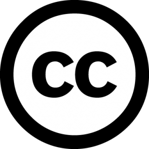 Creative Commons License Logo