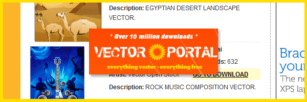 Vector Portal - Free Vector Art Downloads