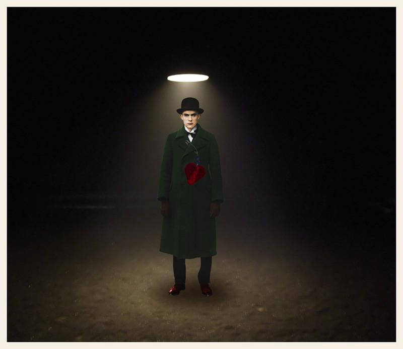 Harry Houdini by Derkert