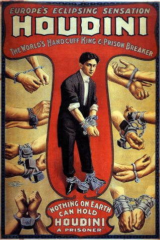 Houdini - The Handcuff King