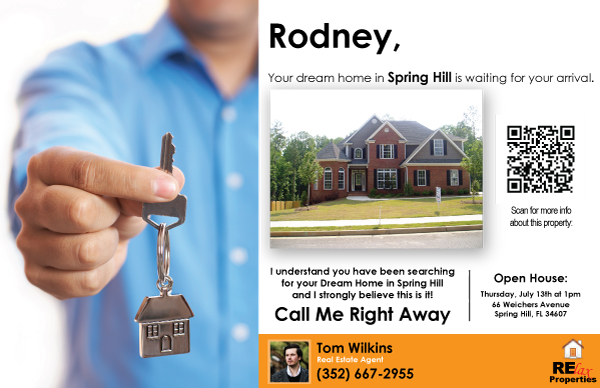 real estate marketing postcards samples - Khafre