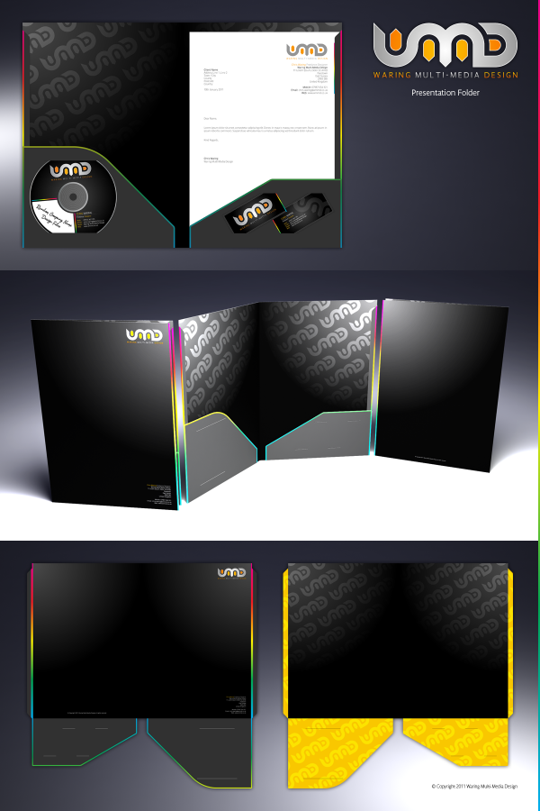 WMMD Presentation Folder