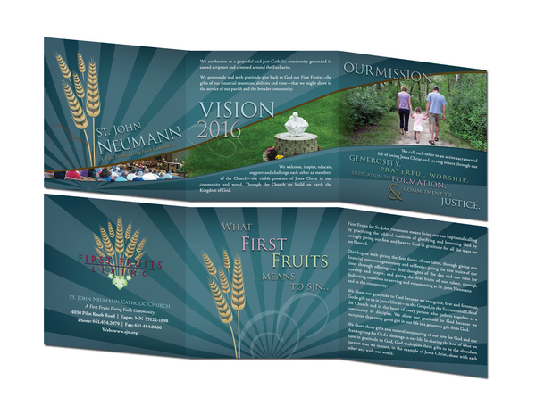 brochure by Amy Moen