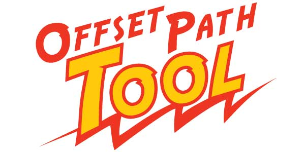 Offset Path Tool in Adobe Illustrator