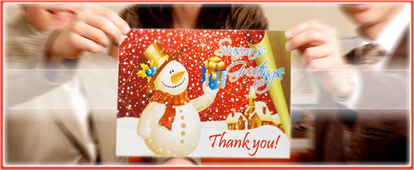 2012 Greeting Card Printing