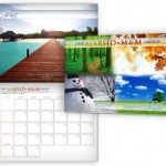 Custom Printed Full Color Calendars