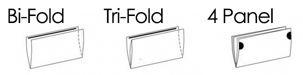Folded Self Mailer Folding Options