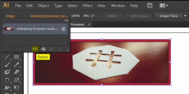 How To Edit Embedded Images In Illustrator Files