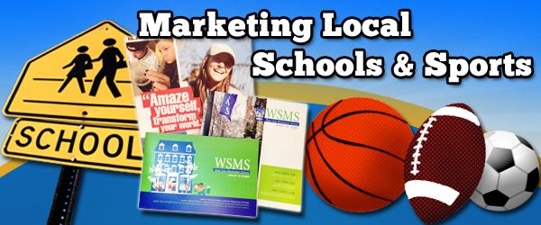 School & Sport Organization Printing