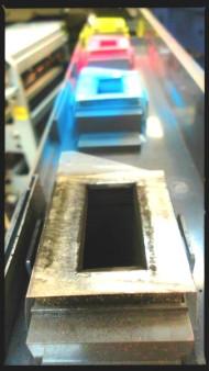 Digital Printing Toner Wells CMYK Bizhub