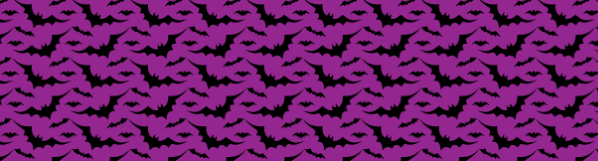 Free Vector Halloween Bat Pattern