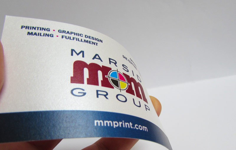 Specialty Stocks for Business Cards that Stand Out from the Crowd