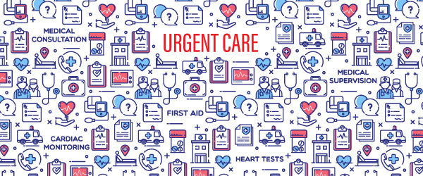 Printing for Urgent Care Facilities | MMPrint.com