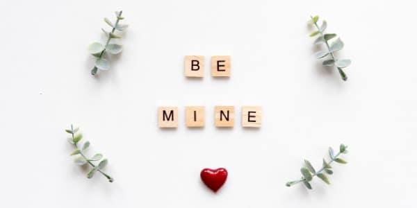 Be Mine Valentine Customer Appreciation   MMPrint.com