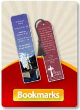 Church and Religious Organization Bookmark Printing