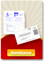 Church and Religious Organization Remittance Envelope Printing
