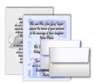 Church Invitation Printing