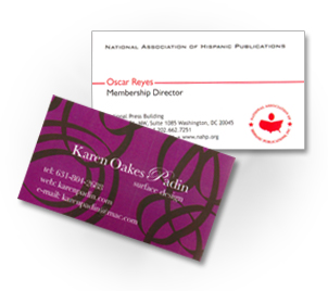 Digital Business Card Printing Same Day and Next Day