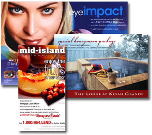 Full Color Postcard Printing