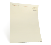 Thermography Letterhead