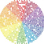 Color Wheel Typography