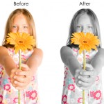 Easy Photoshop Color Splash Tutorial for Photos and Images